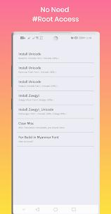 Unicode ⇄ Zawgyi 2