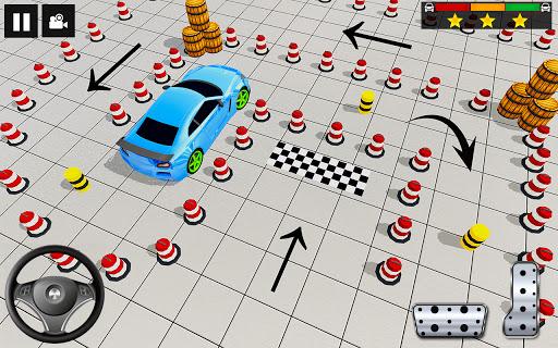 Modern Car Parking Simulator - Best Parking Games 1.0.8 screenshots 6
