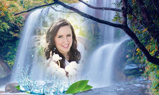 Waterfall Photo Frame & Waterfall Photo Editor apktram screenshots 2