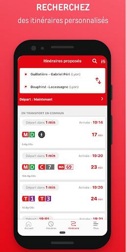 Lyon Public Transport  screenshots 2
