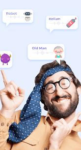 Free voice changer: funny sound effects, voice app (MOD APK, Premium) v1.0 2