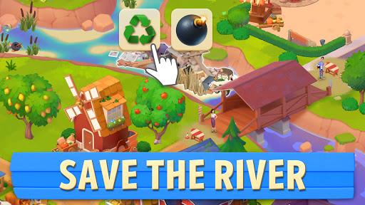Riverside: Awesome Farm Apkfinish screenshots 4