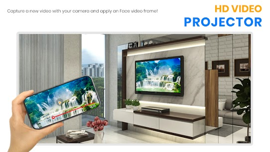 HD Video Projector Simulator – Mobile Projector Apk app for Android 3