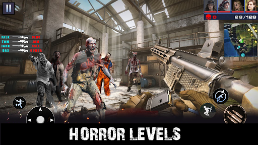 Zombie Hunter 3D: Offline FPS Shooting Game 2021  screenshots 14
