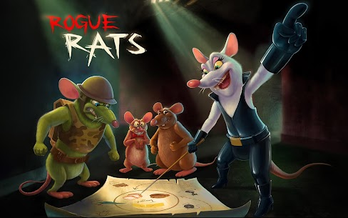SWAMP RATS Mod Apk 1.1 (A Large Amount of Currency) 7
