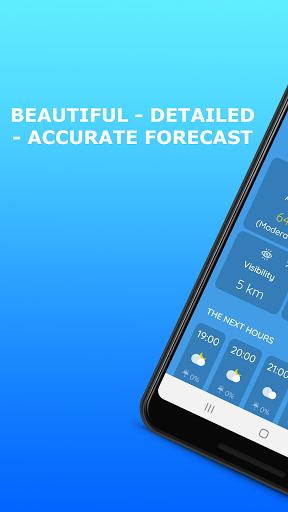Weather 365 - Weather Forecast & Weather Radar  screenshots 1