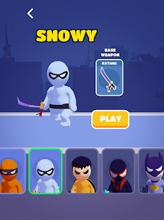 Stealth Master - Ninja Assassin | Actionspiel 3D Screenshot