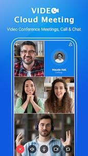 Live Video Cloud Meeting – Video Meet 4
