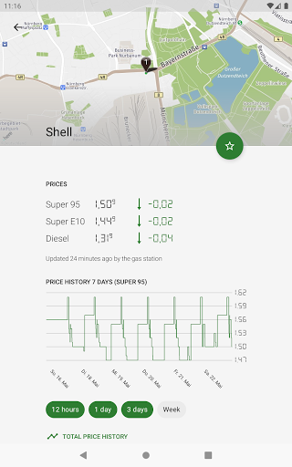 Gas Prices (Germany) 5.1.0 Screenshots 4