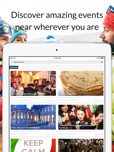 Couchsurfing Travel App  Screenshots 8