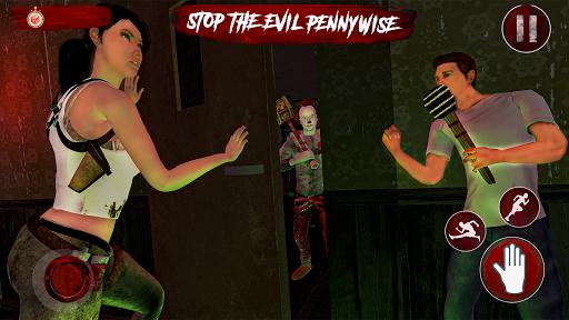 Pennywise Killer Clown Horror Games 2021  screenshots 3