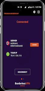 Borderless VPN - Ultimate security 2.1