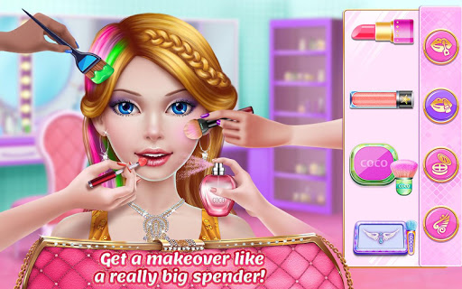 Rich Girl Mall - Shopping Game 1.2.1 Screenshots 8