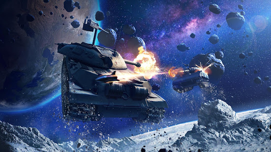 World of Tanks Blitz PVP MMO 3D tank game for free
