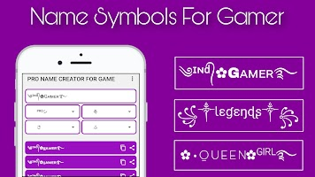 Symbol For Pro Gaming Name