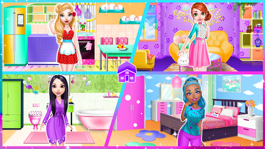 Dream Doll House – Decorating Game Apk 5