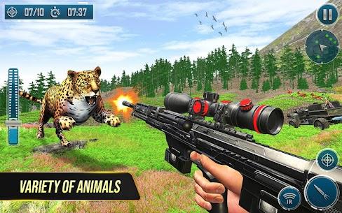 Wild Deer Hunting Adventure: Animal Shooting Games 2