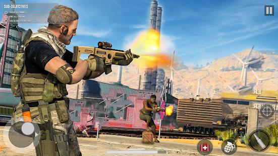 Fire Free: Fire Free Survival Royale Battlegrounds 1.0.3 Screenshots 4