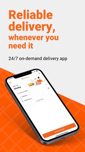 Lalamove - On-Demand Delivery  Screenshots 1