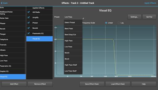 MixPad Multitrack Mixer Free 6.22 Screenshots 7