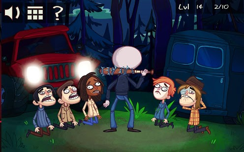 Troll Face Quest: TV Shows Screenshot
