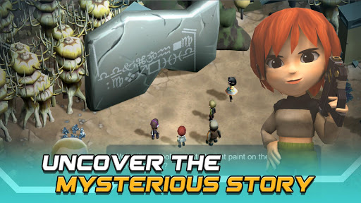 Strange World - Offline Survival RTS Game android2mod screenshots 7