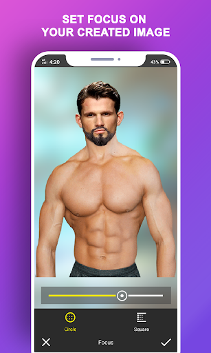 Body Builder Photo Suit (Six pack abs editor) android2mod screenshots 3