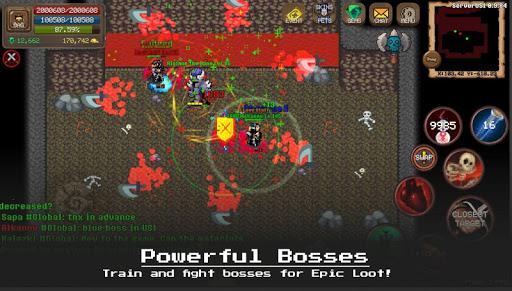 MMORPG Laurum Online - RPG - Pixel MMO - PVP 1.5-hf1 screenshots 7