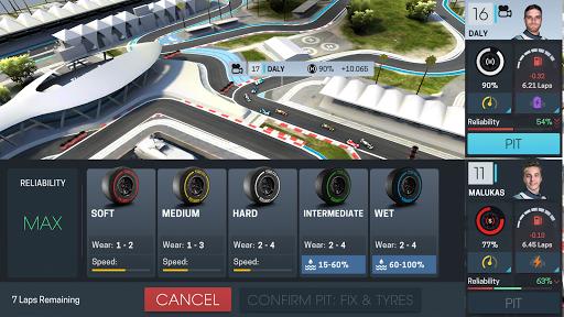 Motorsport Manager Online screenshots 6