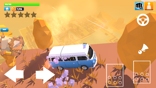 Rage City - Open World Driving And Shooting Game Apkfinish screenshots 1