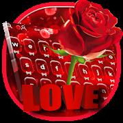 Valentine Keyboard Theme