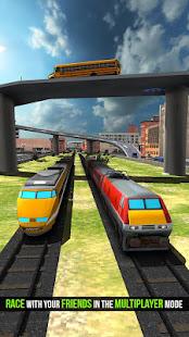City Train Driver Simulator 2021:Free Train Games 10.8 Screenshots 13