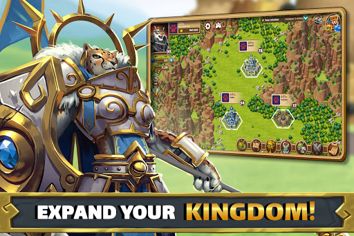 Million Lords: Kingdom Conquest - Strategy War MMO 3.0.5 screenshots 4