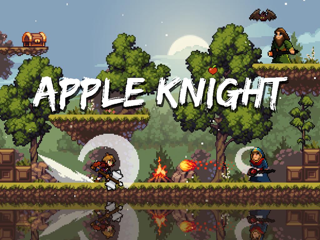 Apple Knight: Action Platformer poster 17