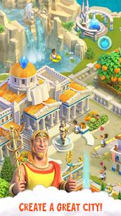 Divine Academy: God Simulator, Build your City 3.6.0 Mod + Apk (New Version) 1