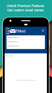 Temp Mail - Free Temporary Disposable Email Screenshot