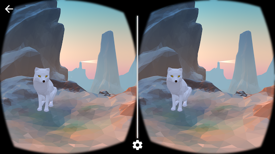 Google Cardboard Screenshot