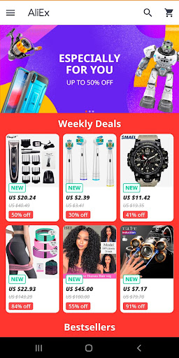 All Express Super Deals  Screenshots 1