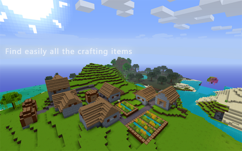Guidecraft : Crafting Items, Servers For Minecraft Screenshot