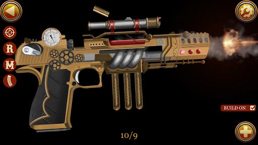 Steampunk Weapons Simulator - Steampunk Guns  screenshots 7