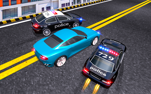 Police Chase in Highway u2013 Speedy Car Games 1.1.5 screenshots 2