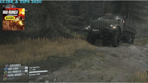 Guide For SnowRunner Truck Tips 2021  Screenshots 3