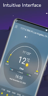 Weather App — Live Weather Forecast & Radar Maps