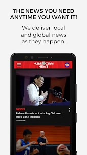 ABSCBN News For Pc 2020   Free Download (Windows 7, 8, 10 And Mac) 1