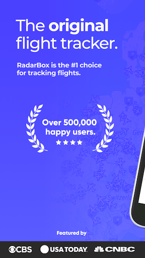 RadarBox u00b7 Live Flight Tracker & Airport Status 2.1.2 Screenshots 1