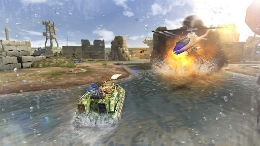 Massive Warfare: Helicopter vs Tank Battles screenshots 4