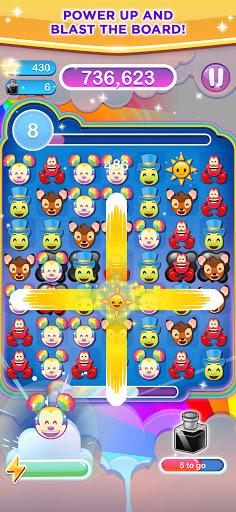 Disney Emoji Blitz - Disney Match 3 Puzzle Games  screenshots 4