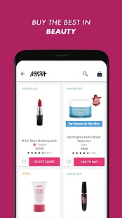 Nykaa: Beauty Shopping App. Buy Makeup & Cosmetics Screenshot