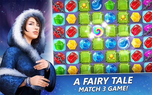 Season Match 🔮 3-in-a-row adventure games free Screenshot