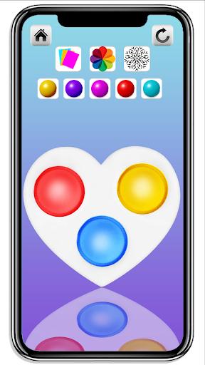 DIY Simple Dimple Pop It Fidget Toys Calming Games apklade screenshots 2